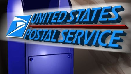 USPS International package